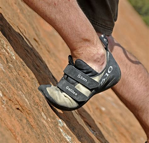 climbing shoe rubber which rock climbing shoe rubber is the stickiest