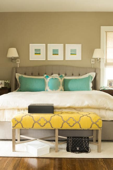 yellow color shades  modern interior design trends