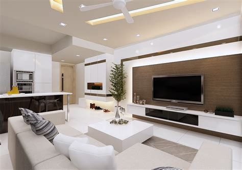 modern home interior design singapore