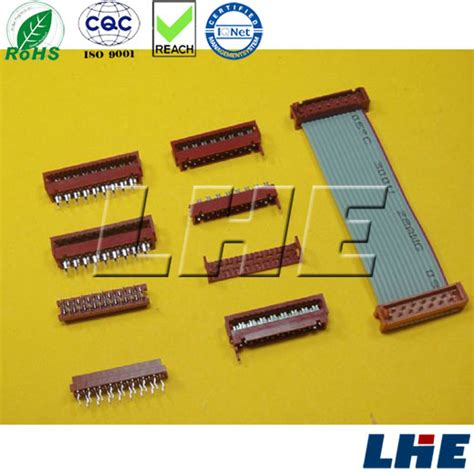 3 pin ribbon connector flat electrical wire cable