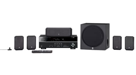 amazoncom yamaha yht ubl  channel home theater