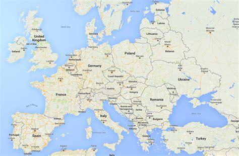 europe map map image gallery innsbruck maps