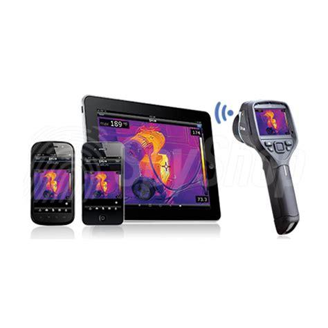 Thermal Flir E50 flir e50 e50bx thermal infrared for building