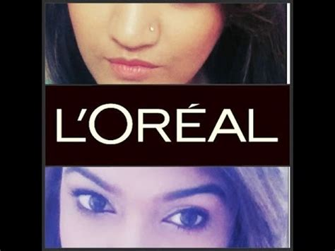 tutorial make up l oreal paris one brand make up tutorial l oreal youtube