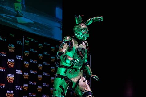 cosplay island view costume mad hamster springtrap