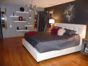Bedroom Decor Ideas Pinterest by Another View Of Our Master Bedroom Decorating Ideas
