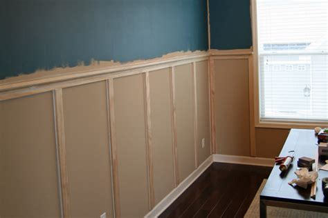 Bow Window Treatments diy board and batten under construction teal and lime