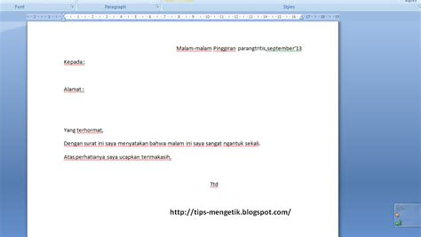 membuat mail merge word 2007 pdf cara membuat mail merge di ms word 2007 balong condro
