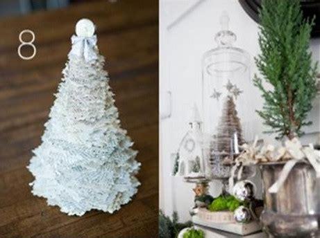 como adornar un arbol de navidad de papel c 243 mo hacer arbolitos de navidad de papel f 225 ciles