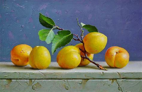 imagenes figurativas realistas de frutas cuadros modernos pinturas y dibujos bodegones de
