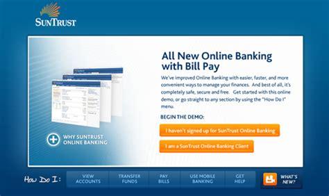 suntrust bank website xvon image suntrust banking banking
