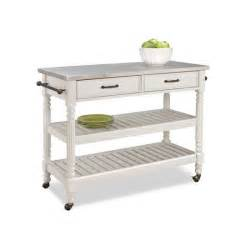 styles kitchen island stainless steel