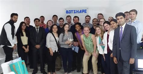 Emory Mba Requirements by New Delhi 3d Printing Startup Botshape Technologies Hosts
