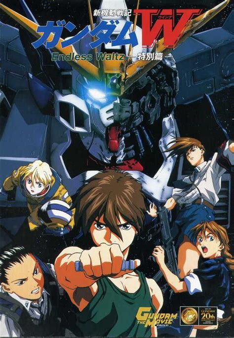 mobile suit gundam wing 3 of the losers books anime asteroid recensione mobile suit gundam wing