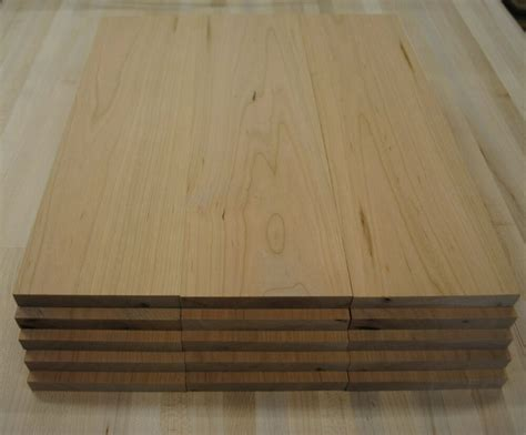cherry thin boards lumber wood crafts doll house hobby