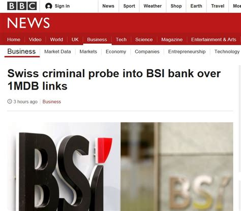 bsi bank swiss bank at the centre of fresh is the one whose