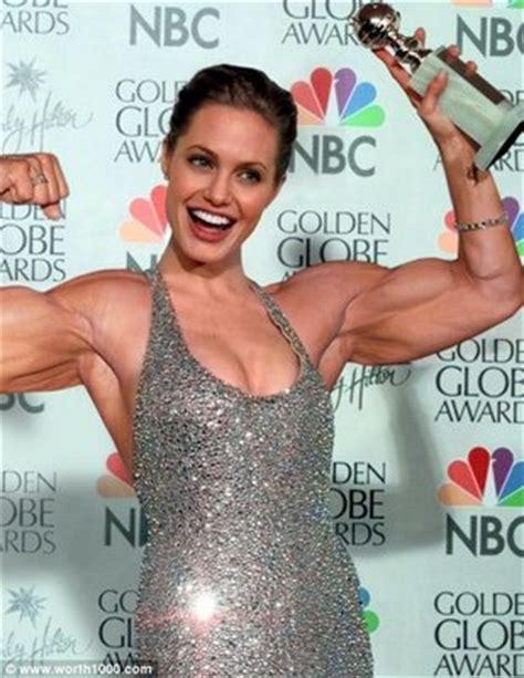 celeb muscle female celebrities muscle heads fungur