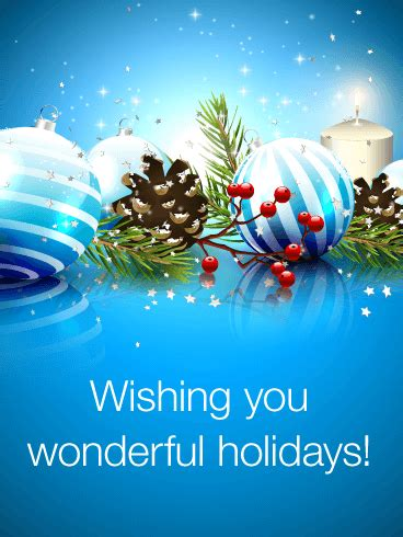 seasons greetings and new year 2018 e cards wish you happy holidays season s greetings card birthday greeting cards by davia