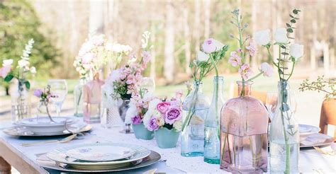 relaxing with rose quartz serenity glitz events event styling ideas using rose quartz and serenity