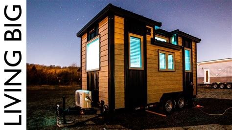living big in a tiny house living big in a tiny house our traveling tiny home in north america youtube