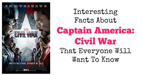 the great book of american trivia random facts american history trivia usa volume 2 books interesting facts about captain america civil war