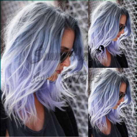 pastel hair colors for women in their 30s popular purple ombre hair dye buy cheap purple ombre hair