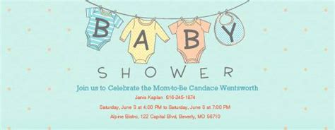 baby shower email invitations templates baby shower invitations evite