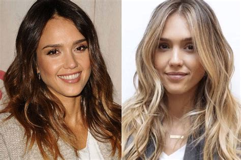 drastic hair changes when you are a brunette drastic hair color change my time to blossom