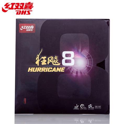 Kaos Pingpong 6 aliexpress buy dhs original hurricane 8 pips in h8