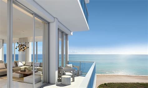 Pool House Cabana luxury condos in miami condos in south beach 1 hotel
