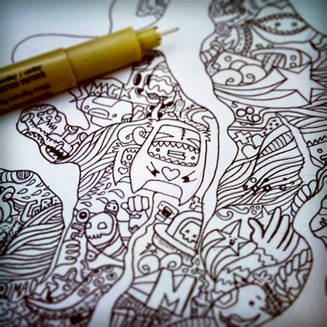 doodle playable doodle play a doodle project on behance