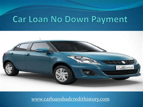 loans for houses with no down payment car loan no down payment