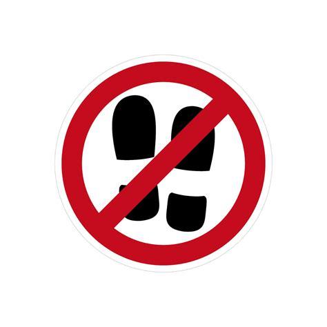 Aufkleber Rund 2 5 Cm by Aufkleber 4cm Rund Sticker Betreten Verboten Nicht Mit