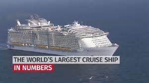 largest cruise ship in the world carnival cruise ship in the world punchaos
