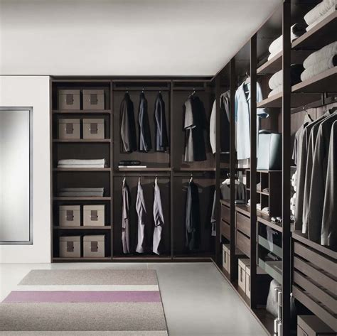 Walk In Wardrobe System by Modern Wardrobes Cupboards Cabinets Bookcases