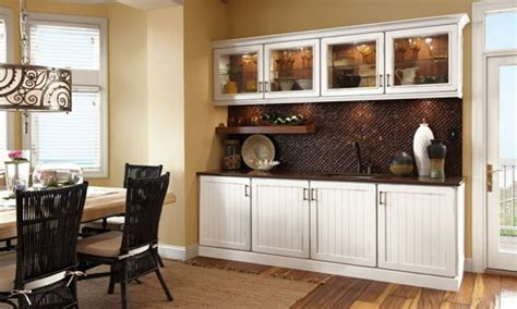 Dining room storage units