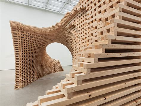 timber architecture stories on design temporary timber structures yellowtrace