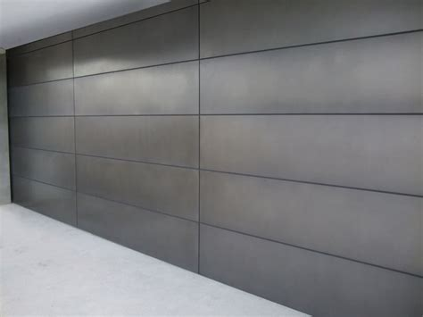 Garage Door And More Axolotl Steel Look Garage Door This One Is A Bit More Solid And Expensive Looking Approx 4000