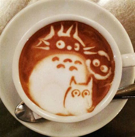 This Amazing Coffee Art Will Make You Fall in Love with Java Again   Conversational