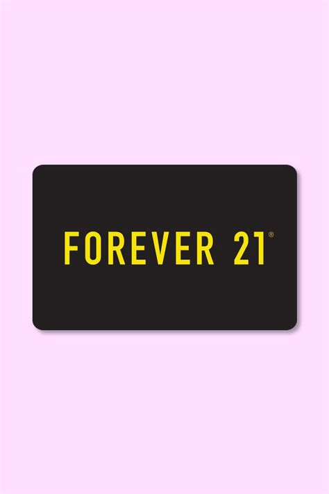 Forever 21 Gift Card Pin - pin forever 21 on pinterest