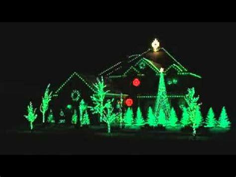 carol of the bells holdman christmas lights mp4 youtube