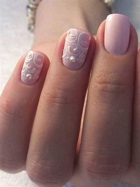 25  best ideas about Blush Pink Nails on Pinterest   Blush