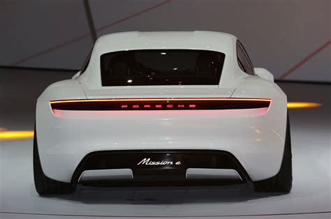 model e price porsche really wants the mission e to stomp tesla