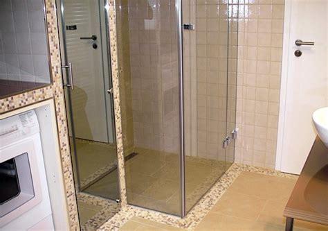 Bodentiefe Dusche Einbauen by Bodentiefe Dusche Einbauen Begehbare Dusche Gefalle