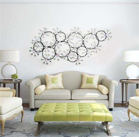 Decoration Murale Design Pour Salon by D 233 Coration Murale Design M 233 Tal En 20 Id 233 Es Artistiques