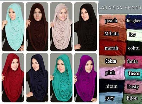 Jilbab Instan Arabian Hoodie jilbab arabian hoodie grosir murah 5a7a9749
