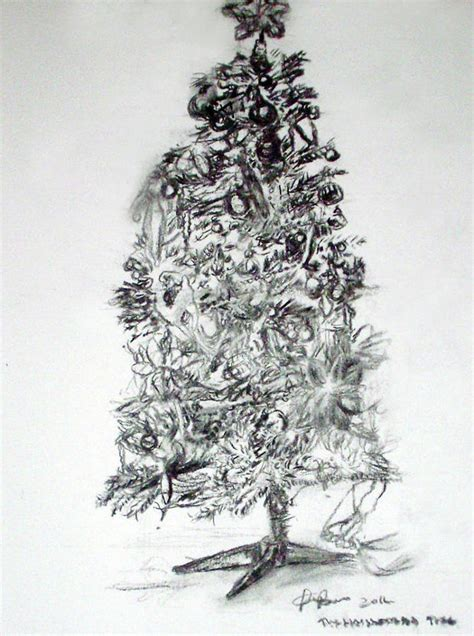 25 tree drawings art ideas design trends premium psd