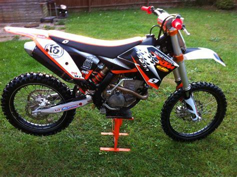 good motocross bikes 2009 ktm sxf250 motocross offroad bike very clean and good