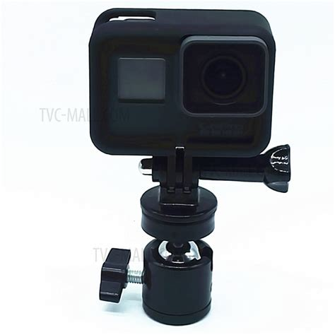 Mini Adjustable Cl Tripod S04z02 X q29 1 4 tripod bracket holder mount for dslr