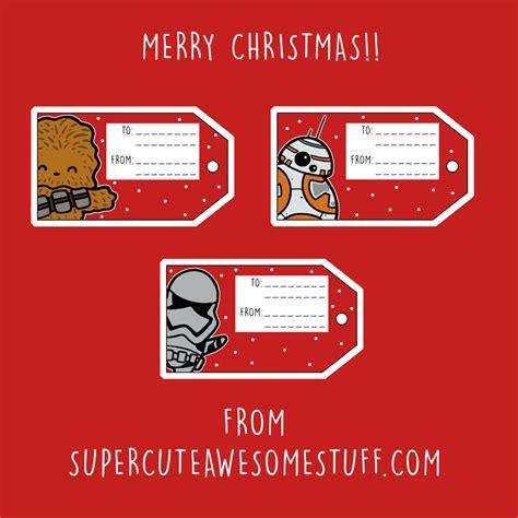 printable christmas tags star wars i made some super cute star wars xmas gift tags feel